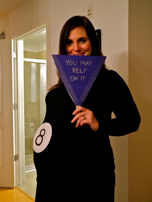Magic 8 Ball, Halloween 2010
