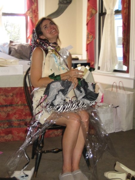Bridal Shower: September 19, 2009
